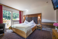 Double room Kirchspitz, Landhotel Maria Theresia in Gerlos