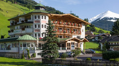 Summer holiday in the Hotel Maria Theresia, Gerlos